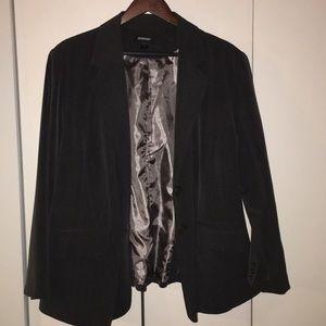 Gray Suit Jacket❌